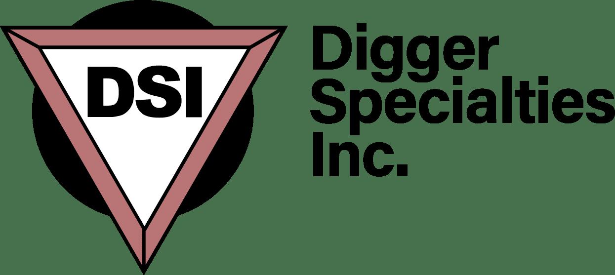 Logo For digger specialties inc.
